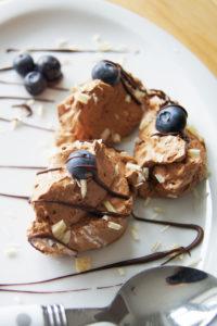 Veganes Mousse au Chocolat - Schokoladen-Mousse